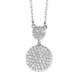 Spirit Icons Halskette Fusion Silber